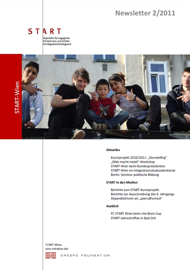 2011_05_START_WIen_Newsletter_nr2