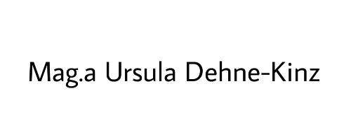 Mag.a Ursula Dehne-Kinz