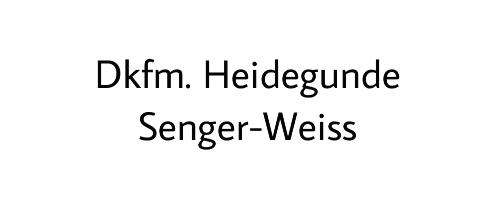 Dkfm. Heidegunde Senger-Weiss