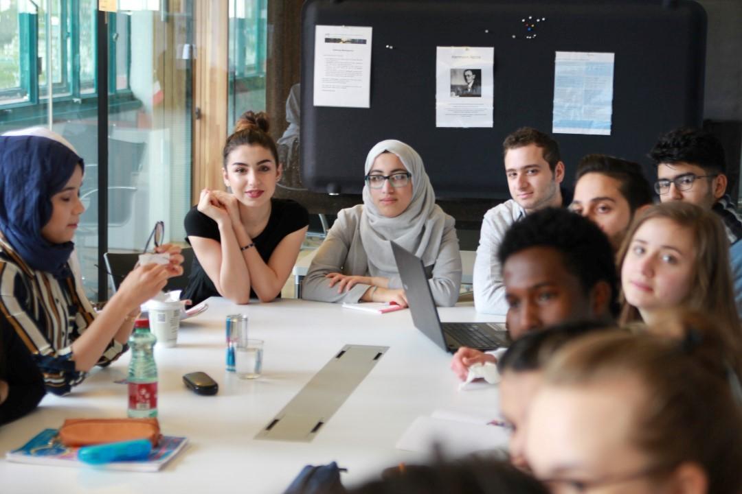 Deutsch Textsorten Workshop Start Stipendien