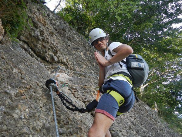 Klettersteig Känzele : No risk fun u klettersteig känzele start stipendien