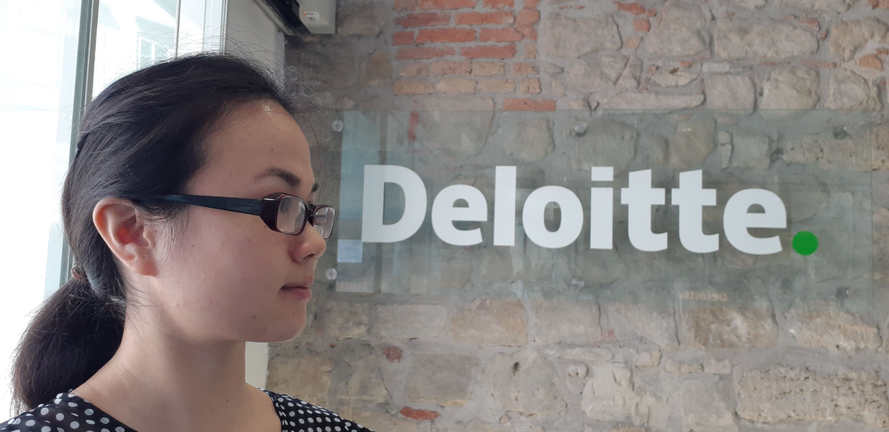 Deloitte Stipendium